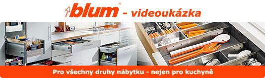 BLUM - videoukázka