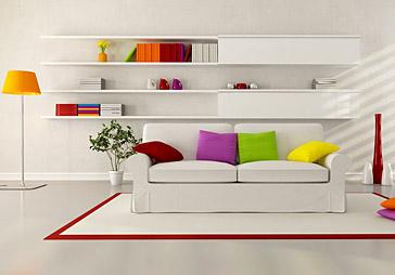 Bytové a komerční interiéry